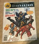 Stan Lee Presents Backstreet Project 1 Comic Book Premier Issue New Sealed Boys