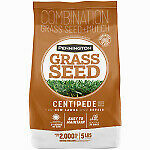 Pennington Seed 100532365 Centipede Grass Seed With Mulch, 5-lbs. - Quantity 1