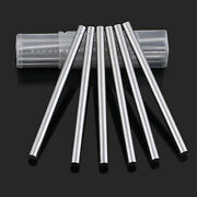 Hss High Speed Steel Andphi7.1-andphi13mm Precision Turning Tool Round Lathe Bar Rod 100mm
