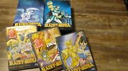 Saint Seiya Collection 1, 2, And Dvds 9-12 - Sealed Adv Release, Complete Us Ver