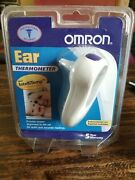 New Omron Ear Thermometer Mc-514
