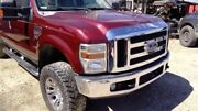 Front Clip Xlt Chrome Grille Surround Fits 08-10 Ford F250sd Pickup 368273
