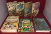 Mary Norton / First Printing Complete Set Of The Borrowers Books 7 First 1st Ed