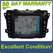 Mazda Cx9 Cx-9 Oem 6 Disc Cd Changer Navigation Touch Screen Lcd Display System