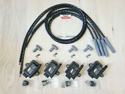 Aem Smart Coil High Power Igtb And Msd Spark Plug Wires 4 Cylinder Combo Kit Bk