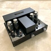 Wayneand039s Audio Integrated Tube Amplifier Kt120 12au7 12at7 12ax7 6sl7 6922 300b