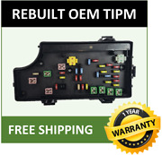2007 Jeep Compass Oem Rebuilt Tipm Fuse And Relay Box 04692169