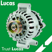 Alternator Replacement For Ford Focus L4 2.3l 07-07 4s4t-10300-ac 4s4z-10346-ab