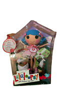 Lalaloopsy Rosy Bumps 'n' Bruises Full Size Nurse Doll New In Box