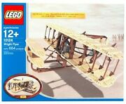 Lego Wright Brothers Airplane 10124 Wright Brothers Plane Parallel Import Goods