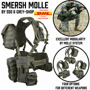 Russian Army Smersh Molle