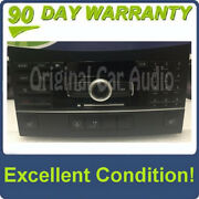 Mercedes-benz E350 E-class Navigation Cd Disc Player Radio Navi Oem Command
