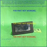Keyence Vt3-w4m Touch Panel Broken As Photo Sn0056 For Part Not Working.