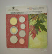 Expo 2012 Beijing International 7-coin Stamp And Medal Set Canada Mint New/sealed