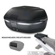 21938 - Luggage Set And Trunk Back Case + Gift Back Sh42 Compatible With Yamaha