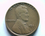 1924-d Lincoln Cent Penny Extra Fine Xf Extremely Fine Ef Nice Original Coin