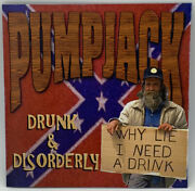Drunk And Disorderly By Pumpjack Cd 1997 Mp3.com Gasoline Pantera Rare Htf