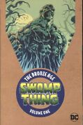 Swamp Thing The Bronze Age Omnibus Tp Volume 1 Reps 1-13 And More