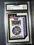1974 Wacky Packages Truant Cigarettes Series 6 Gma 8.5