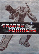 Transformers The Complete Series Dvd 2011 15-disc Set
