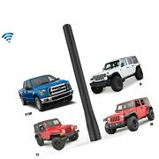 Rt-tcz Short Antenna For Jeep Wrangler Jk/jl/tj And Ford F150 7.5 Inches Ant...