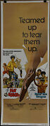 Hot Potato And Enter The Dragon 1976 Orig 14x36 Movie Poster Jim Kelly Bruce Lee
