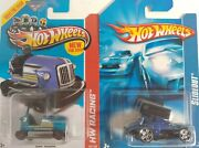 Hot Wheels Slideout 217 Moc Complete 2006 And Hw Racing Bump Around 2013