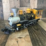 Bachmann 177 G Scale Denver And Rio Grande Western Locomotive - For Parts/repair