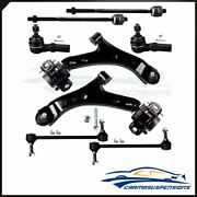 Fit For 05-09 2010 Ford Mustang 8x Front Lower Control Arms Suspension Kit