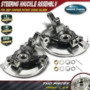 Wheel Hub Bearing Knuckle Assembly For Jeep Compass Patriot Dodge Caliber Front