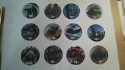 16th Print 10c Set All 12 Aafes Pogs From 2017 Mint Unc.brand New. Best On Ebay