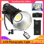 Nicefoto Ha-3300a Led Photography Fill Light Large Power Advertising With Cover
