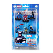 Fast Forces Marvel Heroclix Captain America And The Avengers New And Sealed