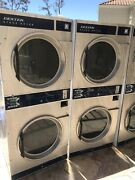8- Dexter Stack Stainless Steel Dryers 30/lb - All Working - Great Condition