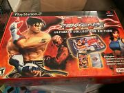Tekken 5 Ultimate Collectorand039s Edition Sony Playstation 2 2005