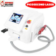 Picosecond Laser Tattoo Pigment Removal Skin Whitening Spot Removal Machine
