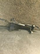 Mercury Control Cables Anchor Bracket 814283a2 150hp Outboard Engine