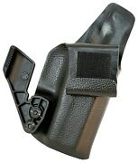 Pj Holster Iwb Right Hand For Glock 43 9mm J Hook Kydex Black Canted Rcs Claw Rh