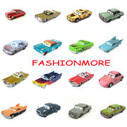Cars Toys Mcqueen Old Car Fans Speed Racers Metal Toy Car 155 Loose Boy Toys