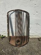 1932 Plymouth Original Used Mopar Front Grille - Man Cave Display