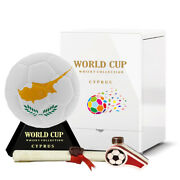 Cyprus World Cup Collection 50cl+10cl 40 Box Single Malt Scotch Whisky