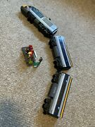 Lego City Passenger Train 100 Complete With Power Functions And Tracks