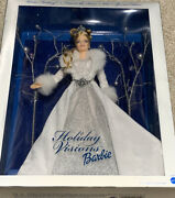 Holiday Visions Barbie - Winter Fantasy - First In The Series - 2003 Special Ed.