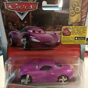 Disney Pixar Cars - Holley Shiftwell With Electroshock Device Official Diecast