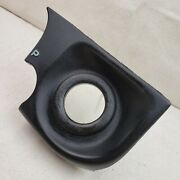 1990 Ford F-150 Key Ignition Trim Bezel Black Replacement