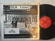 Kashmere Stage Band Our Thing Orig School Jazz Funk Rare Legendary