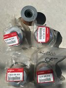 4 New Honda Oil Filter 15410-426-010 Plus One Extra Out Of Package - Total Of 5