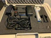 Sarstedt Electronic Tube Stripper Ast-2 W/ Case, Manual, And Accessories