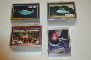 Star Trek Collectable Cards And Playing Cards