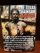 Leatherface The Texas Chainsaw Massacre Mini-bust / Neca 24 Of 1500
